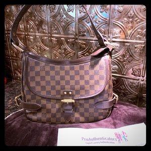 Louis Vuitton Highbury Shoulder Bag Auth